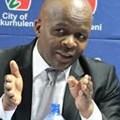Mondli Gungubele, deputy finance minister