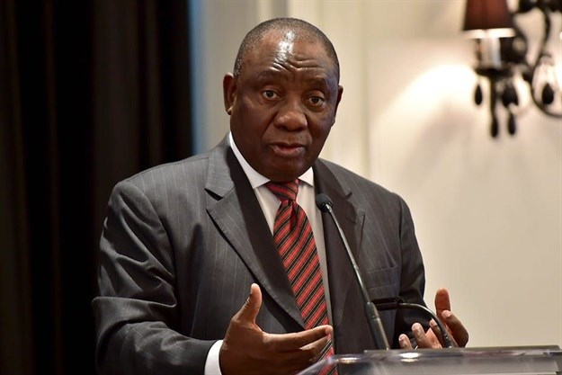 South African President Cyril Ramaphosa is walking a tight on land reform. GCIS
