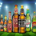 Berge Farrell celebrates World Cup with ABInBev