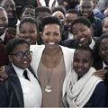 Coronation inspires 200 schoolgirls through unique Women's Day event