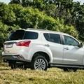 Isuzu mu-X takes aim at fast-growing SUV segment