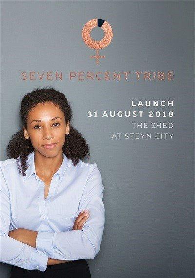The 7% Tribe event supports South African businesswomen