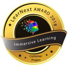 Jungheinrich virtual reality training wins Immersive Learning Award