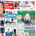 Newspapers ABC Q2 2018: Static, with some highlights