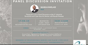 Ngubane & Co. invites you to the 4th Industrial Revolution and Cyber Security panel discussion