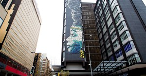 City Property's new 30m portrait pays tributes to Jozi's women