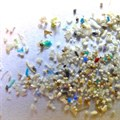 Microplastics. Image by Oregon State University, CC BY-SA 2.0,