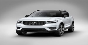 All new Volvo XC40 T3 arrives in SA