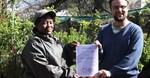 SU Botanical Garden scoops conservation award
