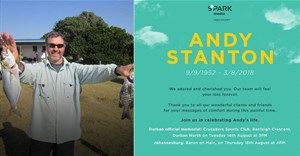 SPARK Media celebrates the life of Andy Stanton
