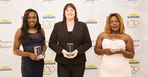 2018 Fairlady Santam Women of the Future Awards' winners