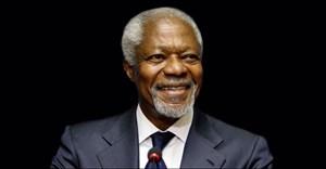 Kofi Annan, former UN Secretary-General.