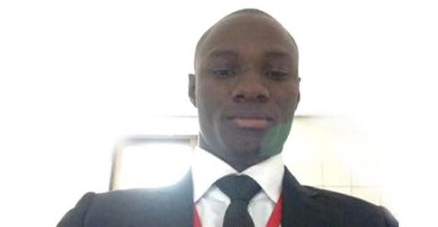 Nigerian journalist Samuel Ogundipe, who was detained August 14 by Nigerian police. Credit: Premium Times.