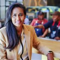 Linda Reddy, supply chain director for Nando's IMEA