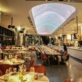 American Express dining experience at pre-opening of Saint restaurant