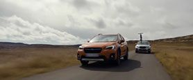 Subaru Southern Africa proves its brand values in the making of gruelling new TV commercial