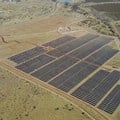 Namibia launches two solar energy plants