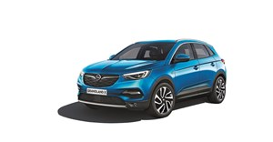 The all new Opel Grandland X