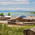 Lake Malawi village.