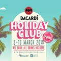 Bacardi Holiday Club returns in 2019