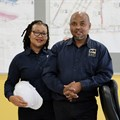 Samuel and Motlapele Molefi, founders and owners of Modi Mining CC. Image supplied.