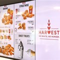 300,000kg of surplus food donated through KFC Harvest programme