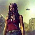 Walk like Michonne at Comic Con