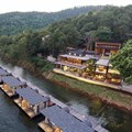 Dersyn Studio completes floating resort in Thailand