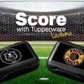 Tupperware supports local soccer in their latest campaign