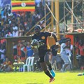 Michael Wokorach races towards the try line. Credit: APO.