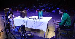 Electronic and Video Game Festival of Abidjan.