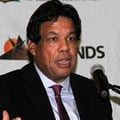 Lionel October, director general of the dti