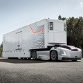 Volvo Trucks presents its future transport solution