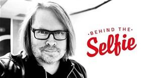 #BehindtheSelfie with... Damon Stapleton