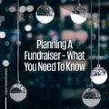 Planning a fundraiser: What you need to know