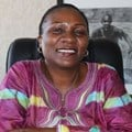 Deputy Energy Minister, Thembi Majola. Photo: Radio Havana Cuba
