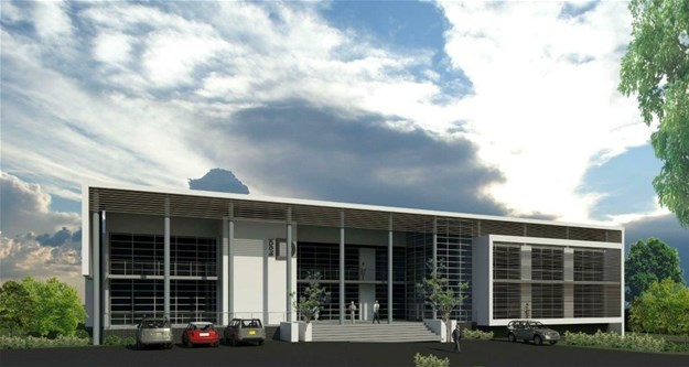Willow Wood Office in Gauteng final phase of construction underway