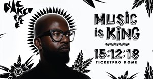 Black Coffee to headline inaugural Music Is King Concert