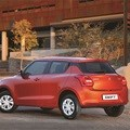 The new Suzuki Swift is sporty and stylish