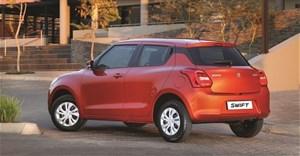 The new Suzuki Swift is sporty and stylish