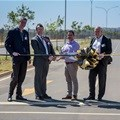 S&J Industrial Estate opens new arterial road