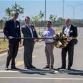 S&J Industrial Estate opens new arterial road