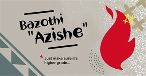 "Nando's responds to that fake ""azishe"" poster"
