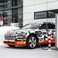 Audi goes electric with e-tron