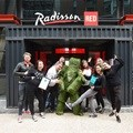 Radisson RED hotel awarded Green Key status