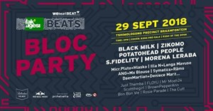 Fak'ugesi Fest presents Beats Bloc Party 2018