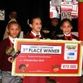 Triomf Primary triumphs at first Growsmart EC competition