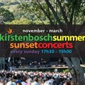 2018/19 Kirstenbosch Summer Sunset Concerts line-up announced