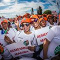 Mandela Remembrance Walk and Run: Thousands to end Mandela Centenary celebrations in fine style