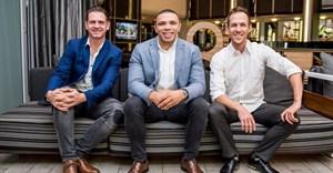 Mike Sharman, Bryan Habana and Ben Karpinski.